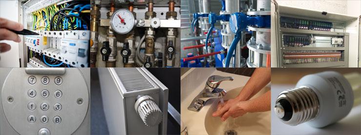 quelques exemples parmi les nombreux dispositifs pilotables par nos dispositifs